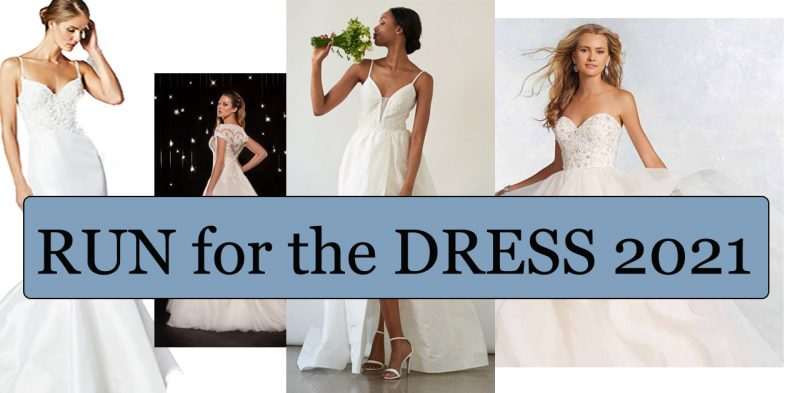 Run for the Dress 2021 - The Best New Designer Bridal Gown Sale in the Midwest