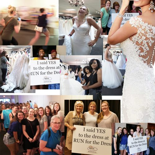 Run for the Dress - The Largest Sale of Designer Gown Sales in the Midwest