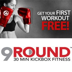9 Round Fitness at the April 11th, 2021 St. Louis Bridal Show