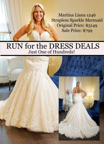 Need a Wedding Dress? Check out the Run for the Dress by Bride St. Louis