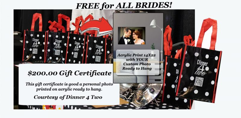 $200 Gift Certificate for ALL BRIDES - The St. Louis Wedding Expo