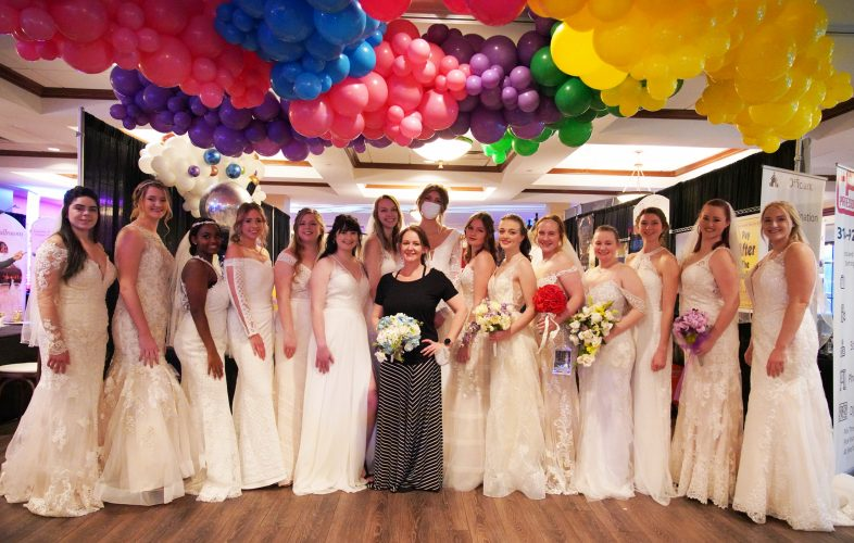 Jan 2021 Fashion Show at The ST. Louis Wedding Expo