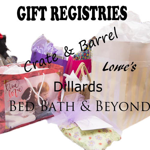 Bride St. Louis Gift Registries