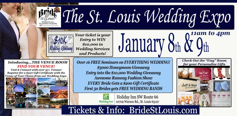 Bridal Show and Wedding Expo by Bride St. Louis
