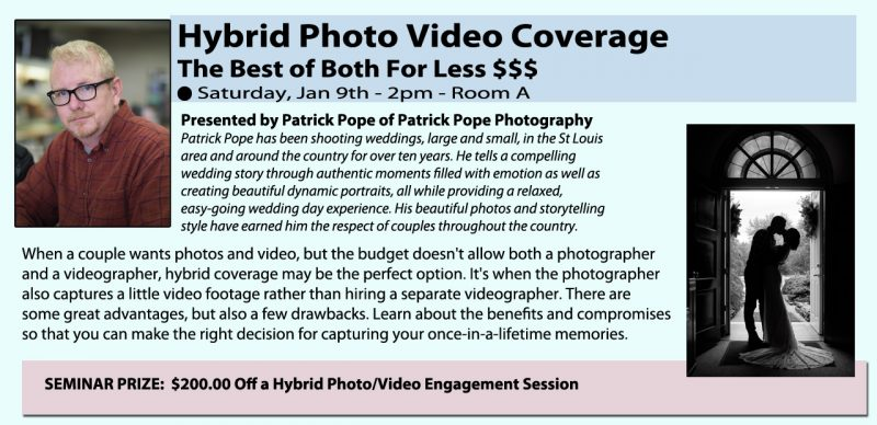 Combined Photo Video Wedding Coverage by BrideSTLouis.com