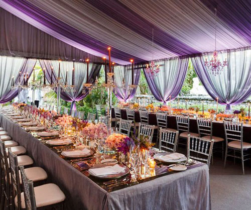 Is A Tent For Your Outdoor Wedding In Your Budget Bride