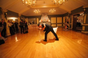 Bogey Hills Country Club - Dance Floor - BrideStLouis.com Venue Review